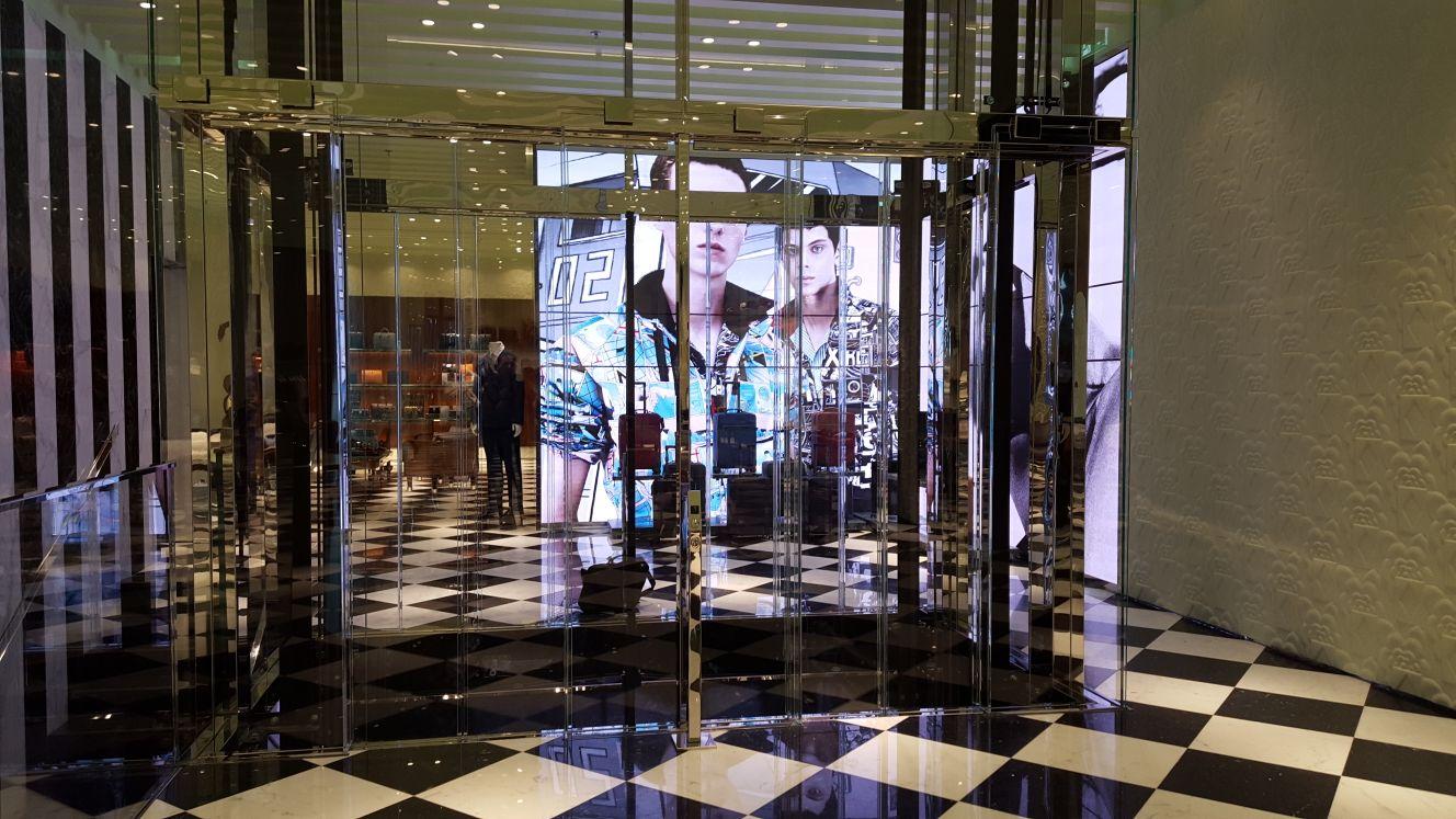 Italian excellence at the Dubai Mall, UAE